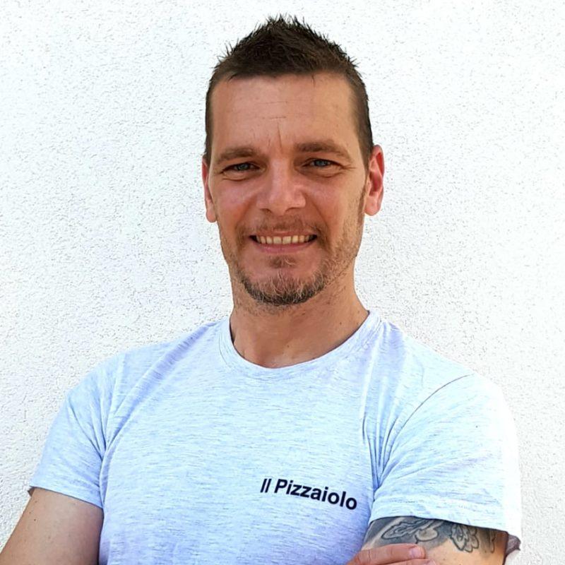 Mario Alberti cofondateur Il Pizzaiolo