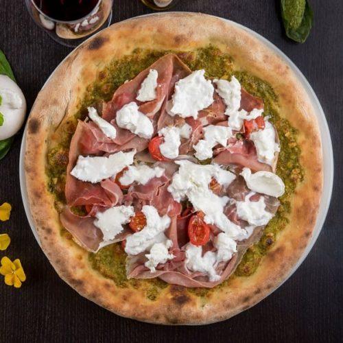 pizza serenita il pizzaiolo