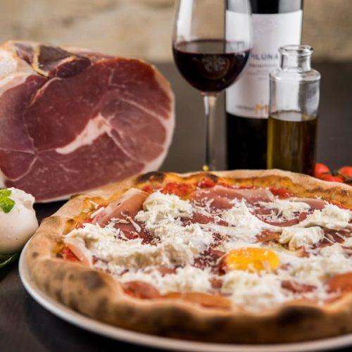 Pizzeria livraison Montpellier Carma zoom