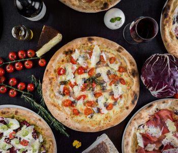 Menu Il pizzaiolo Montpellier